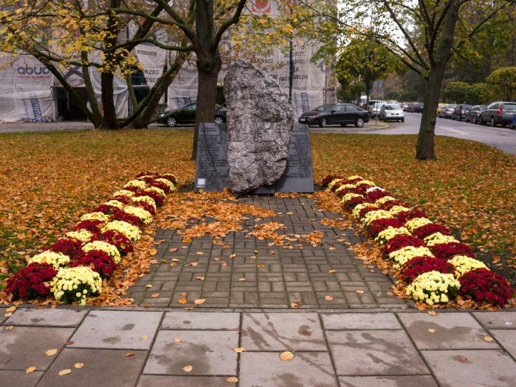 Denkmal für gefallene Soldaten aus Slowakei