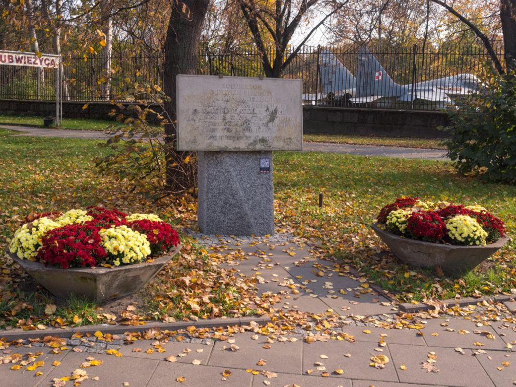 Kamień Pamięci Walk o Wisłę i Przyczółki