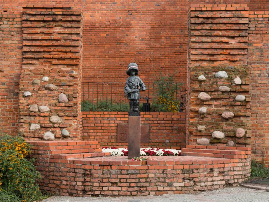Denkmal des Kleinen Aufständischen