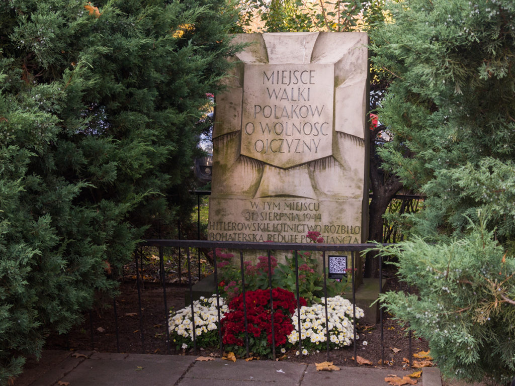 Miejsce Walki Polaków o Wolność Ojczyzny