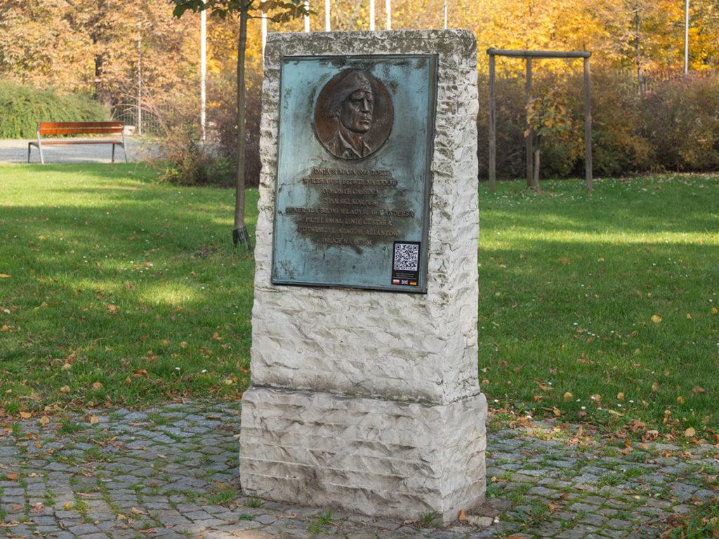 Kamień Pamięci Monte Cassino