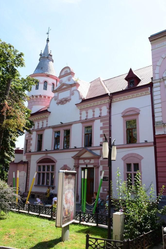 Budynek Sokoła